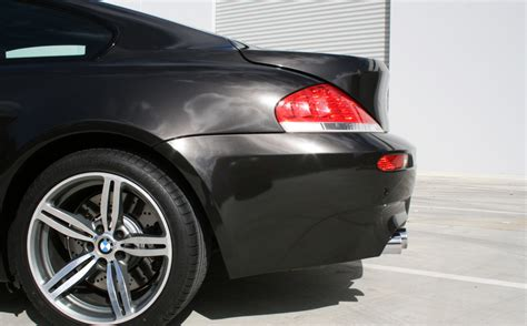 bmw  wrapped  avery gloss metallic black ultimate