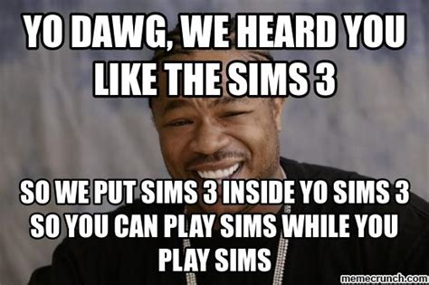 The Sims Memes - the sims 3