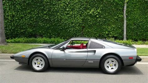 Ferrari 308 Wheels For Sale by Sell Used Ferrari 308 Gts Qv New Interior 2 Sets Of