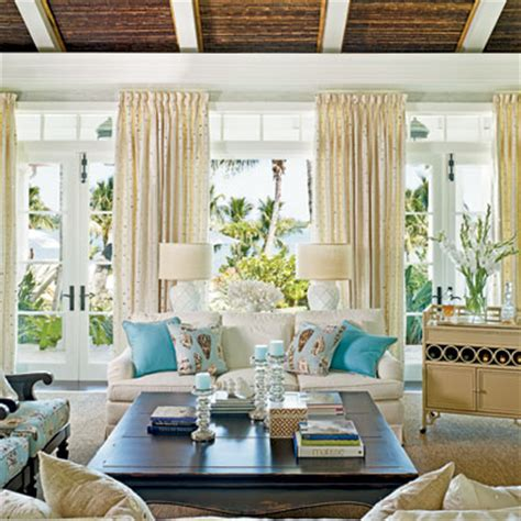 seaside home interiors 15 traditional seaside rooms coastal living