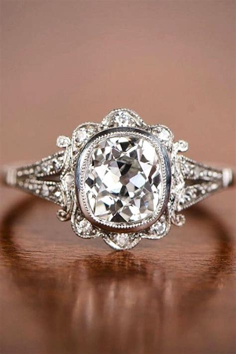 vintage engagement rings 18 ideas to love my sweet