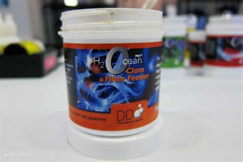 Dd Reef Paste 270 Gr d d h2ocean pro food range announced for us market