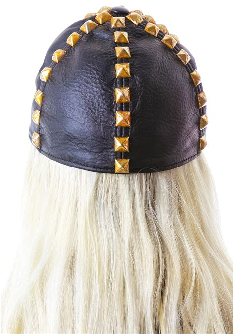 Studded Cap bess nyc squatter studded leather cap dolls kill