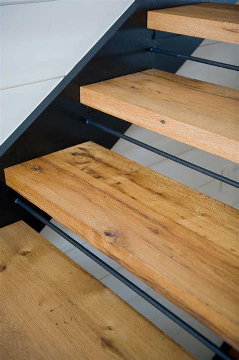 Longleaf Lumber   Reclaimed White Oak Stair Treads