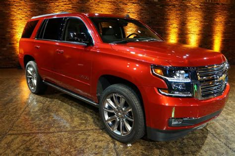 Z71 Suburban 2015 by 2015 Chevrolet Tahoe Z71 2015 Suburban Z71 Gm Authority