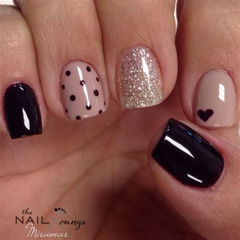Easy Nail Design Ideas by 15 Nail Design Ideas That Are Actually Easy To Copy