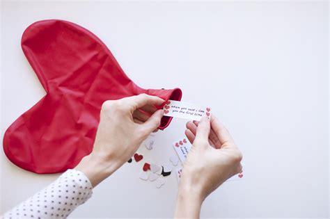 valentines day pinata quot favorite memories quot balloon pinata for martha stewart