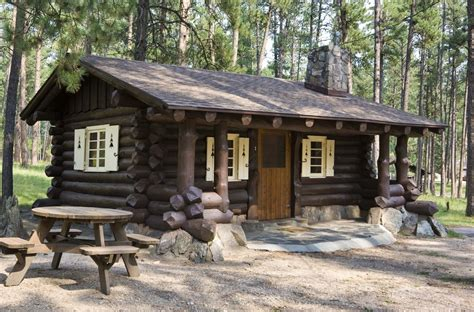 What Is The Cabin by Blue Bell Lodge 187 Lodges Cabins 187 Custer State Park Resort