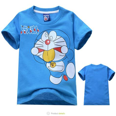 Sweater Doraemon 2015 sale children clothing doraemon baby boys t shirts for summer children outwear