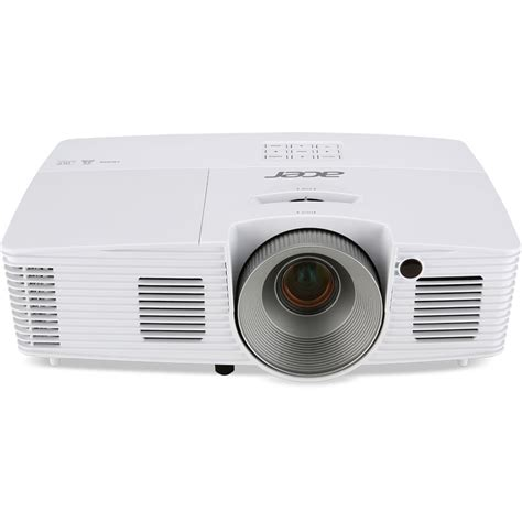 Proyektor Acer acer x123ph essential series xga dlp projector mr jkz11 009 b h