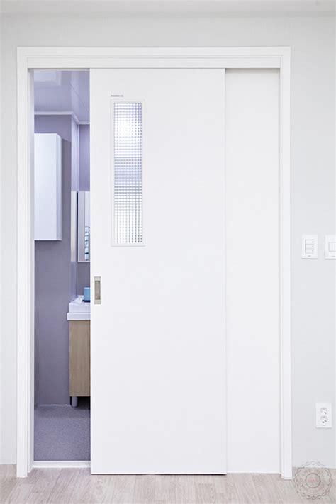 pintu geser  sempurna  hunian mungil