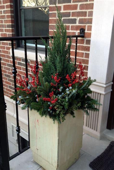Large Garden Planters Outdoor Decor 52 Best Topiarius Winter Decor Images On Pinterest Decor Deco And