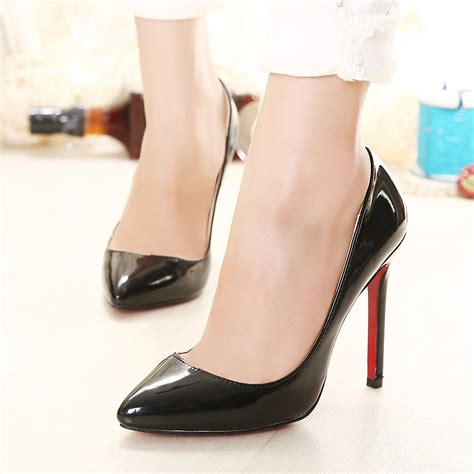 plus size high heel shoes plus size high heeled shoes 40 43 high heeled shoes
