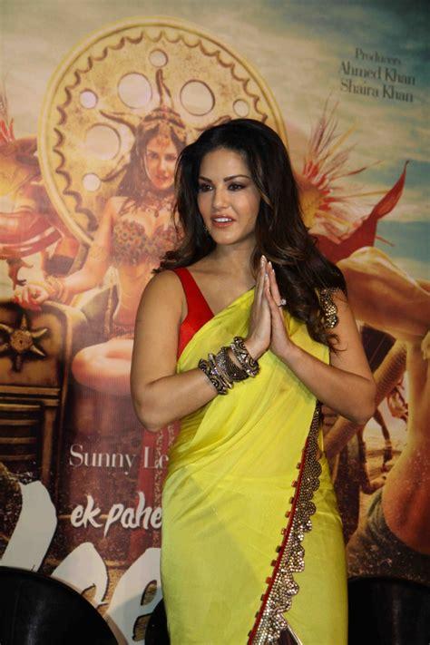 biography of movie ek paheli leela picture 819260 bollywood actress sunny leone saree hot