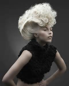 cool avant garde short blonde hairstyles 51 best punk l mohawks l mullets images on pinterest