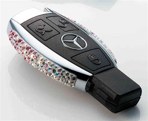 8 mercedes swarovski car key most expensive car