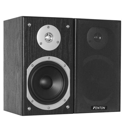 bedroom speakers pair black home dj 5 quot passive reference studio monitors
