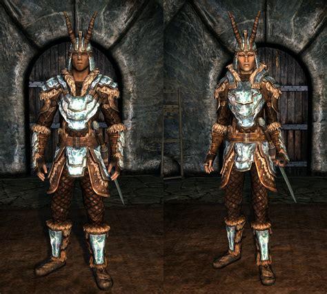 Stalhrim Light Armor by Skyrim Stalhrim Armor