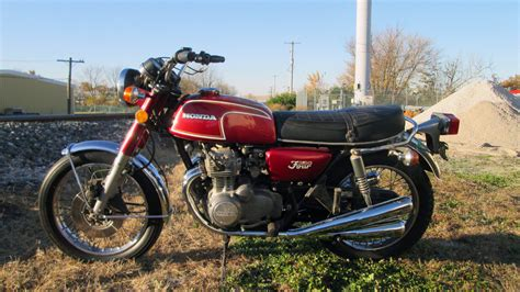 1973 honda cb350f 350 cc mecum auctions 1973 honda cb350f 350 cc 5 speed lot f242 las vegas 2016 mecum auctions