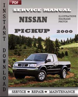 service manuals schematics 2000 nissan altima engine control nissan pickup 2000 service manual pdf repair service manual pdf