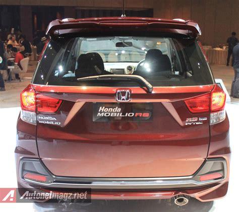 Spion Honda Mobilio Rs honda mobilio rs rear