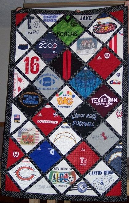 17 best images about t shirt quilt ideas on