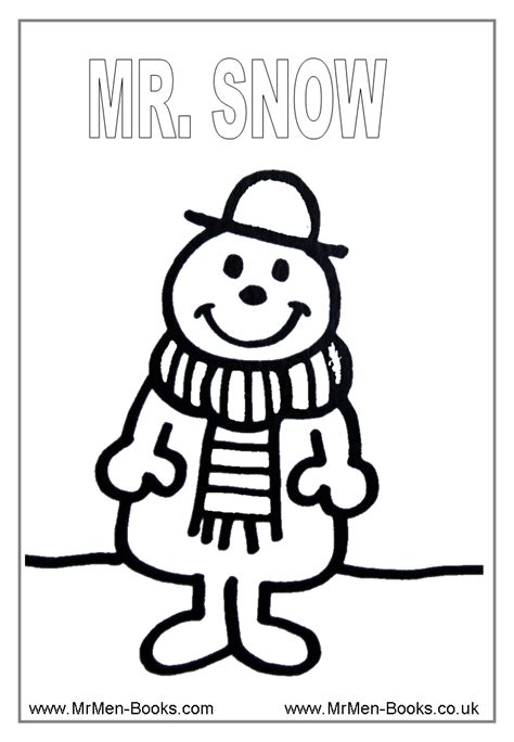 mr men coloring pages az coloring pages