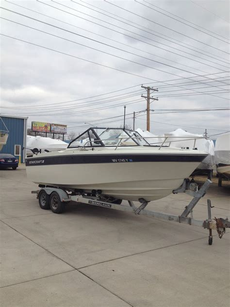 bluewater boat company starcraft bluewater 221 boat for sale from usa