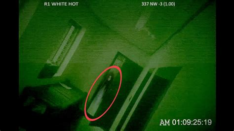 ghost images vision scary ghostly shape passing on