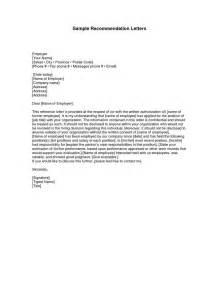 employee recommendation letter template 7 best reference letter images on letter