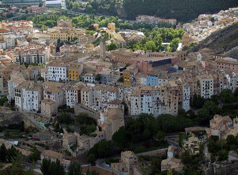 fotos aereas antiguas de pueblos de españa foto gratis cuenca espa 241 a ciudad panor 225 mica imagen