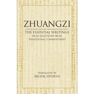 The Essential Writings zhuangzi the essential writings