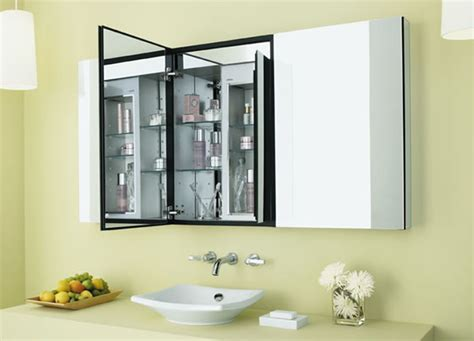 robern merion medicine cabinet tubs toilets and technology 6 innovative bathroom gadgets