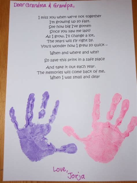 Birthday Card Template Handprint by Pa091290 Jpg 1 536 215 2 048 Pixels Crafts