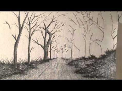 imagenes para dibujar a lapiz paisajes c 243 mo dibujar un sencillo paisaje a l 225 piz aprender a