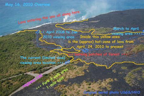 hawaiian lava daily no significant changes kilauea