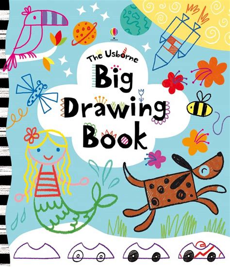Big Drawing Book At Usborne Children S Books Drawing Books For Free