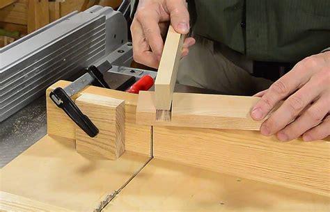dado cut table saw exact width dado spacer