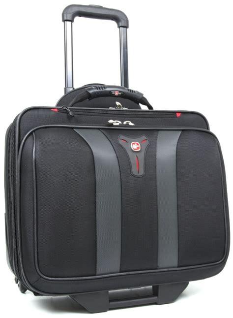 Tas Laptop Swissgear 6101 Black wenger granada 600659 17 zoll notebook trolley 129 95