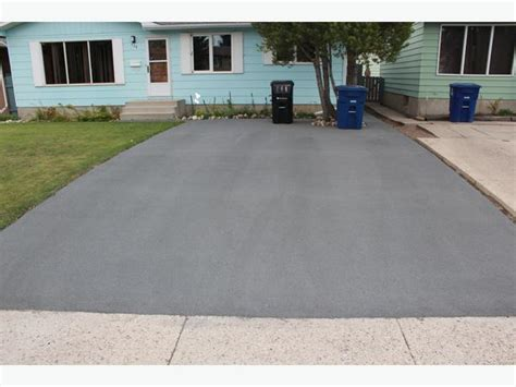 Rubber Driveway Rs Edmonton by Rubber Paving Central