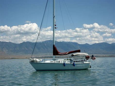 sailboats utah catalina 30 1977 lake point utah sailboat for sale