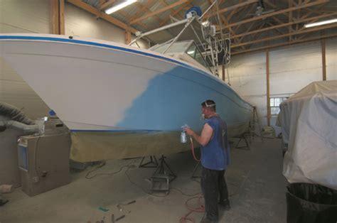polyester boot of staal schilderbeurt voor het polyester jacht schilderbeurt