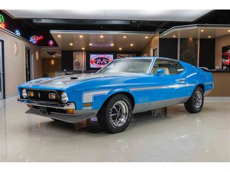 1971 mustang for sale 1971 ford mustang for sale classiccars cc 881435