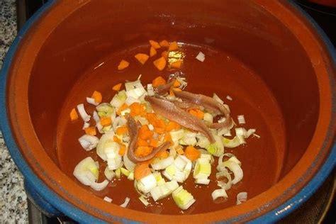 conservar patatas cortadas patatas con setas y almejas receta