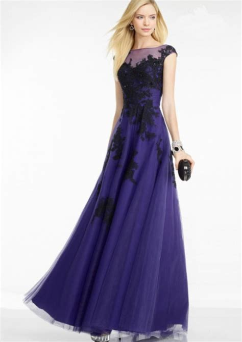 buy australia buy australia 2016 purple a line scoop neckline beaded