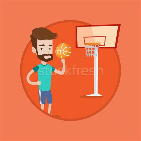 studio foto design pelotas endereço pelota 183 hombre 183 barba 183 baloncesto ilustraci 243 n