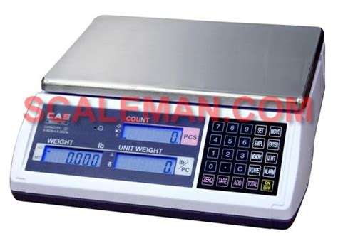 salter brecknell b12060 electronic counting scale capacity 60 lb x 0 01 lb 30 kg x 0 005 kg cas ec 60 counting scale
