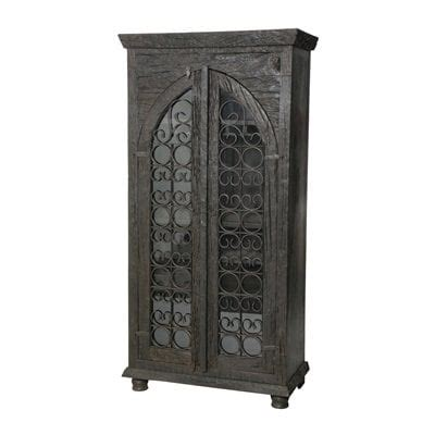tall glass front cabinet moti 95021006 telluride glass front door tall wine cabinet