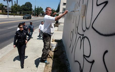los angeles  police force transformed   york