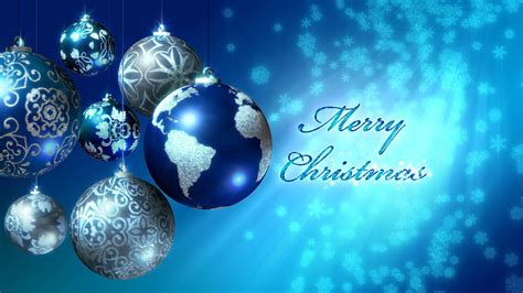 merry christmas  languages blue stock video footage synthetick